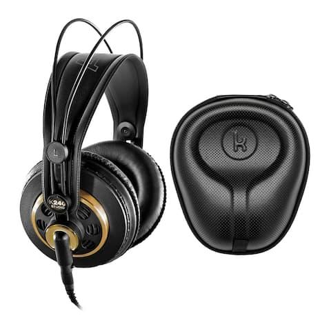 AKG K 240 Studio Professional Semi-Open Stereo Headphones with Case