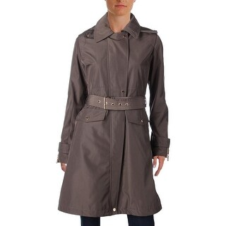 Vince Camuto Womens Coat Lightweight Long Sleeves