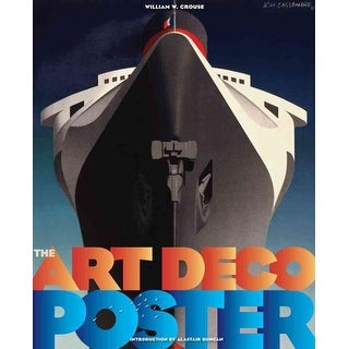 Art Deco Posters - William W. Crouse