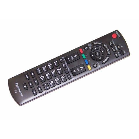 NEW OEM Panasonic Remote Control Originally Shipped With TCP4232C, TC-P4232C