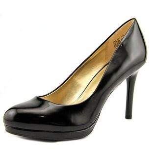 Bandolino Dacio Round Toe Synthetic Heels