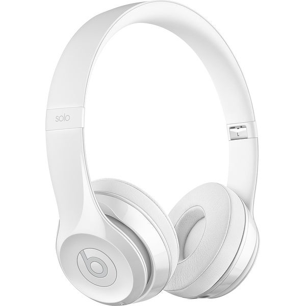 Shop Beats by Dr. Dre - Beats Solo 3 Wireless Headphones - Gloss ... 2d002e6b5