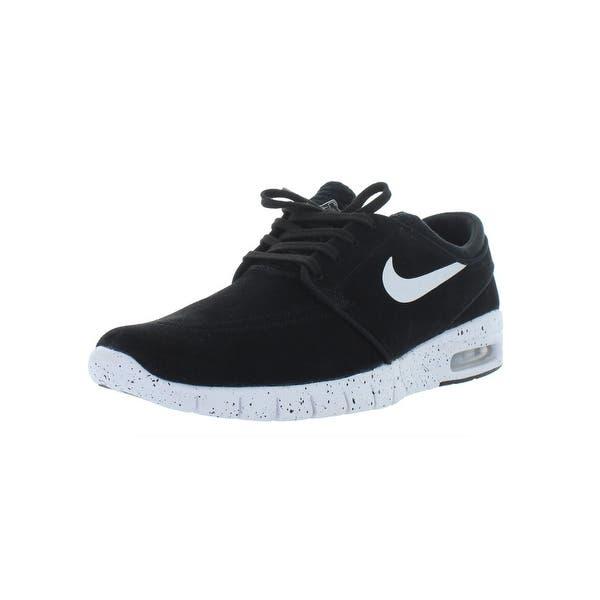 Notorio Solitario inventar  Nike SB Mens Stefan Janoski Max L Running Shoes Low Top Skate - Overstock -  27945762