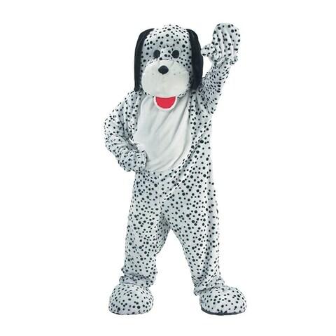 Dalmation Child Mascot Costume - White