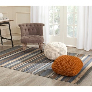Link to Safavieh Handmade Flatweave Kilim Elliana Wool Rug Similar Items in Rugs