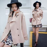 Thin long double breasted jacket fashion
