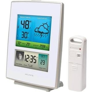 Chaney Instruments 02031Rm Acurite Color Weather Forecstr