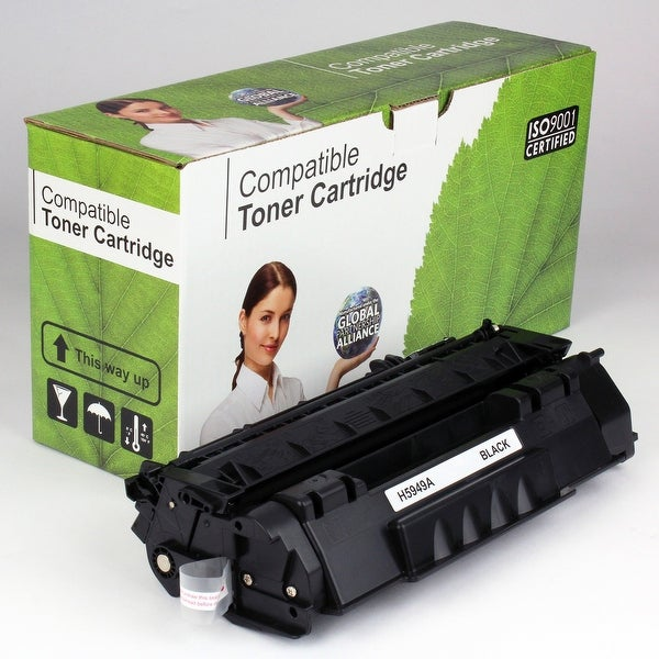 Value Brand replacement for HP 49A Q5949A Toner (2,500 Yield)