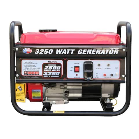 All Power 2500-Watt Gasoline Powered Portable Generator