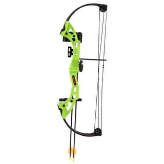 Bear Archery Brave Bow Green AYs300GR AYs300GR|https://ak1.ostkcdn.com/images/products/is/images/direct/fc99afb77fd2ccf89f1dd11c3e527e7aa3e05478/Bear-Archery-Brave-Bow-Green-AYs300GR.jpg?impolicy=medium