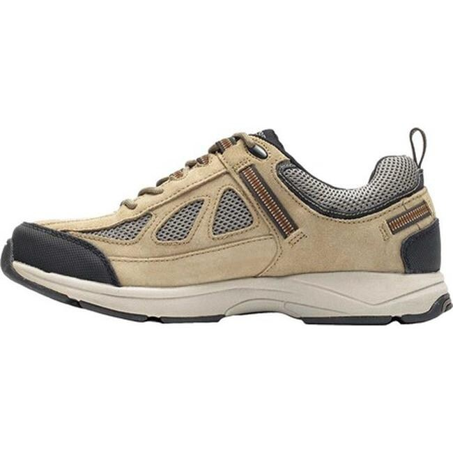 Rock Cove Lace Up Taupe Suede