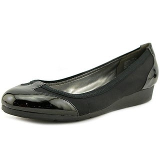 Andrew Geller Quinese Women  Round Toe Synthetic  Flats