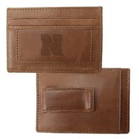 University of Nebraska Credit Card Holder & Money Clip