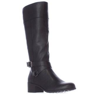SC35 Vedaa Riding Boots, Black