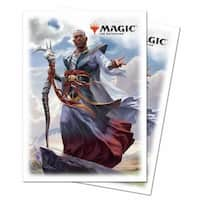 Magic the Gathering Dominaria Teferi Matte Sleeves - 80 Count