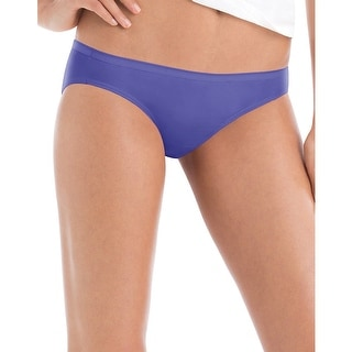 Link to Hanes Women's Cool Comfort Cotton Bikini 6-Pack Similar Items in Intimates