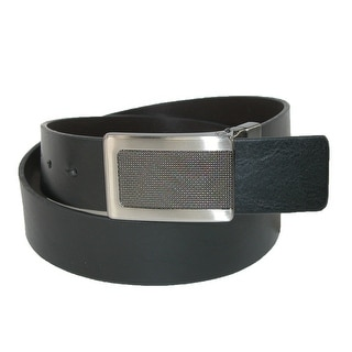 Kenneth Cole Reaction Men's Leather Reversible Dress Belt, Black - black to brown
