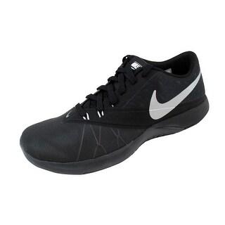 Nike Men's Lite Trainer 4 Anthracite/Metallic Silver 844794-001