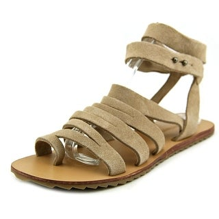 Musse & Cloud Intense Open Toe Synthetic Gladiator Sandal