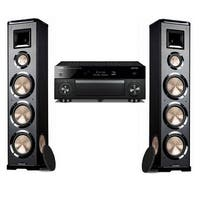 Bic Acoustech PL-980 Pair With Yamaha Aventage RX-A1070 Receiver