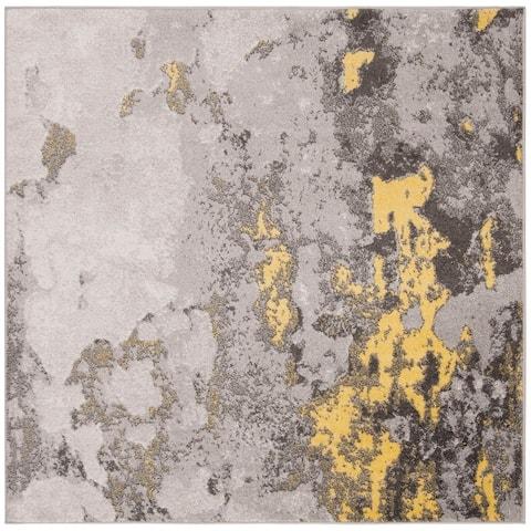 SAFAVIEH Adirondack Cordelia Abstract Glam Rug