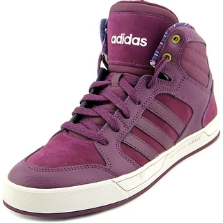Adidas Raleigh Mid Round Toe Synthetic Sneakers