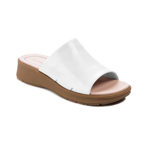 Baretraps Rebecca Women's Sandals & Flip Flops White