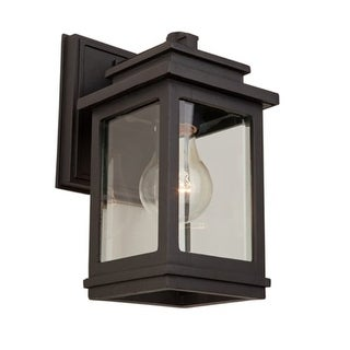 Artcraft Lighting AC8190ORB Fremont 1 Light Outdoor Wall Lantern