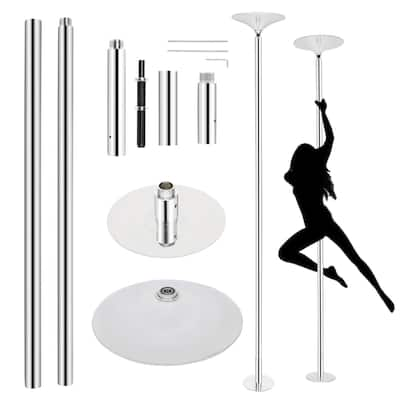 Professional Spinning Dance Pole for Club Party, Equipment Fitness Pole Kit