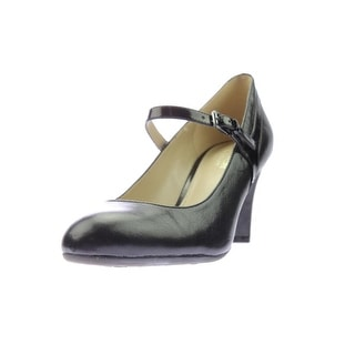 Naturalizer Womens Orianne Pumps Leather Mary Jane