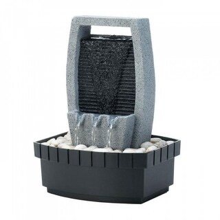 Serenity Water Wall Tabletop Fountain