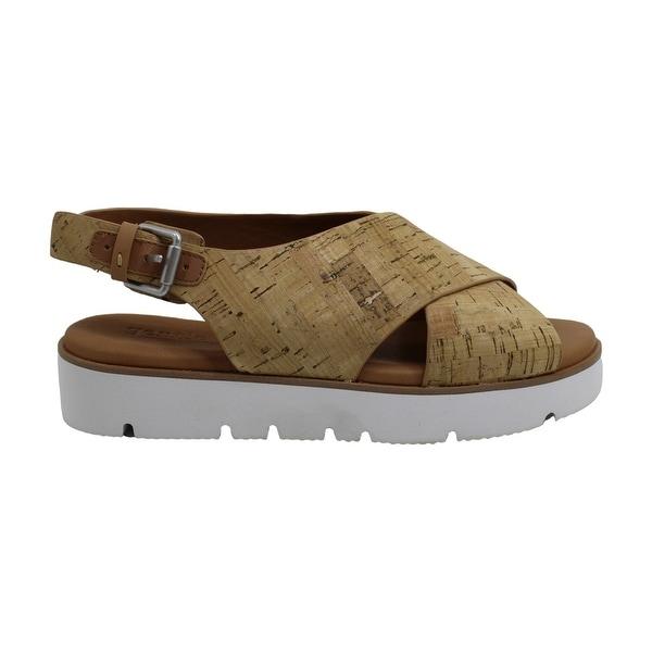 Kiki Platform Sandals - Natural - 5.5
