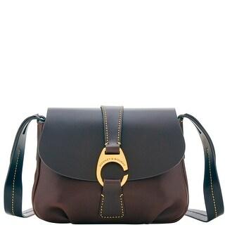 Dooney & Bourke Derby Florentine Small Flap Crossbody Shoulder Bag (Introduced by Dooney & Bourke at $258 in Apr 2018)