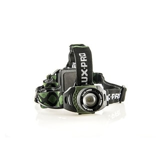 LUX-PRO LP355 3 Mode 300 Lumens LED Headlamp