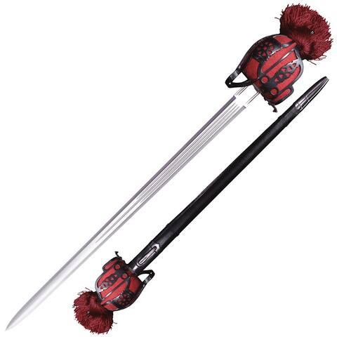Coldsteel 88sb cold steel scottish broad sword 31-1/2 carbon steel blade