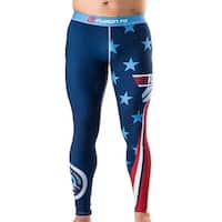 Fusion Fight Gear Top Gun Classic Spats - Navy