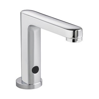 American Standard 2506.155  Selectronic 0.5 GPM Single Hole Bathroom Faucet - Polished Chrome