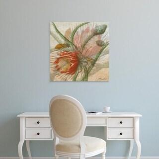 Easy Art Prints John Butler's 'Desert Botanicals II' Premium Canvas Art