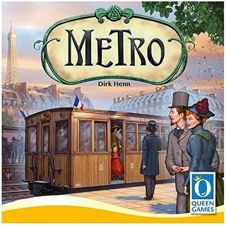 Metro - Board Game (6 Player)