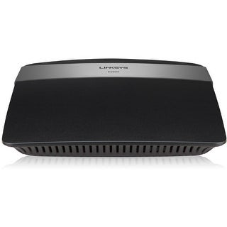 Linksys E2500 N600 Dual-Band Wireless Router Linksys E2500 IEEE 802.11n Wireless Router - 2.40 GHz ISM Band - 5 GHz UNII Band -