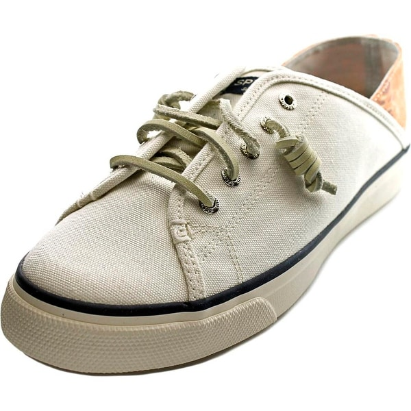 Sperry Top Sider Seacoast    Round Toe Canvas  Fashion Sneakers