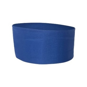 Badger Wide Headband - Royal - One Size