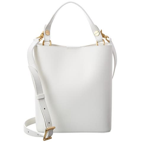 Flynn Castro Leather Tote