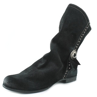 Coconuts By Matisse Chippewa Round Toe Suede Ankle Boot