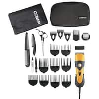 Conair HCT420CSV The Chopper  Hair Clipper Sets Custom Styler - Yellow
