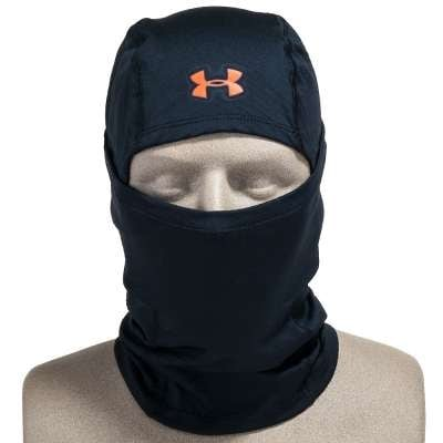 07863e0d795 Shop Under Armour ColdGear Infrared Hood Men s Headwear - Black - Free  Shipping On Orders Over  45 - Overstock - 18068168