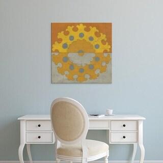 Easy Art Prints Chariklia Zarris's 'Suzani Shift I' Premium Canvas Art