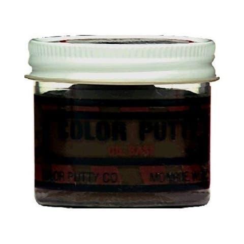 Color Putty 114 Filler Wood, 3.68 Oz, Dark Walnut