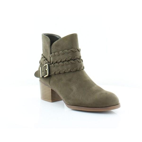 Style & Co. Dyanaa Women's Boots Dark Olive