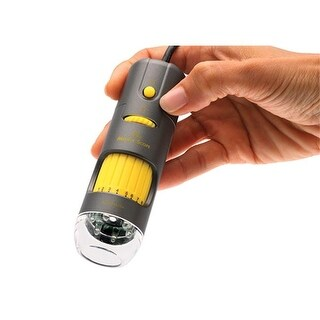 Mighty Scope Digital Microscope, UV LED - 10x-200x